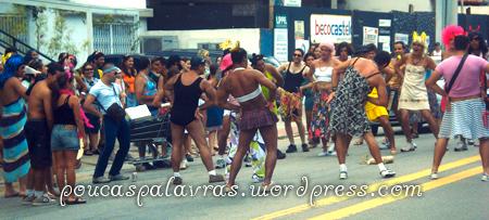 Bloco dos Sujos - Carnaval em Florianópolis