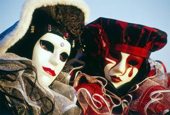 Máscaras, qual a sua preferida?