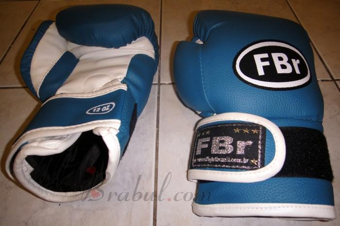 Luvas de Boxe/Muay Thai - 12OZ