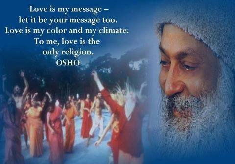 Osho is Love