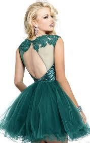 Pary Green Dress