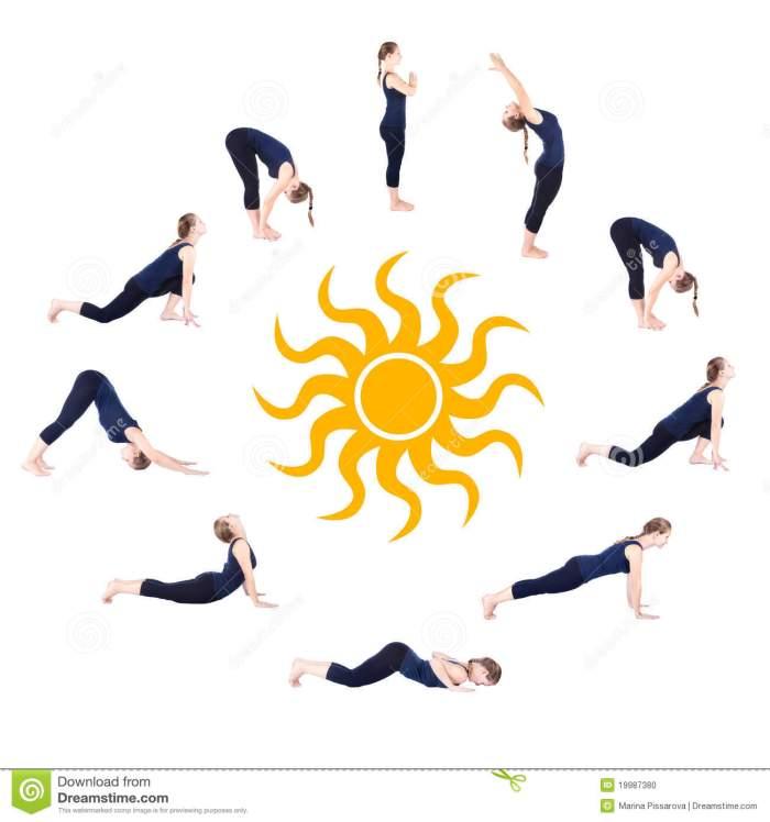 A Saudação ao Sol