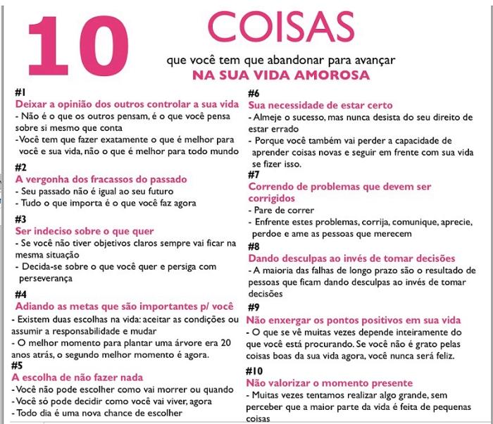 10 Segredos