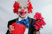 Clown in Love