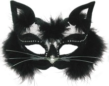 Beutiful Cat Mask
