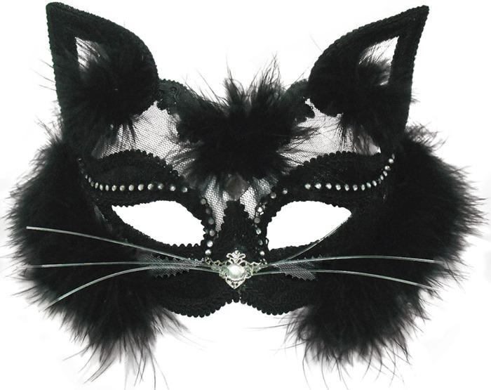 Beutiful Cat Mask